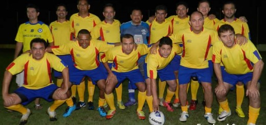 Sport Club AABB, na final da Copa AABB de Futebol Society 2014.